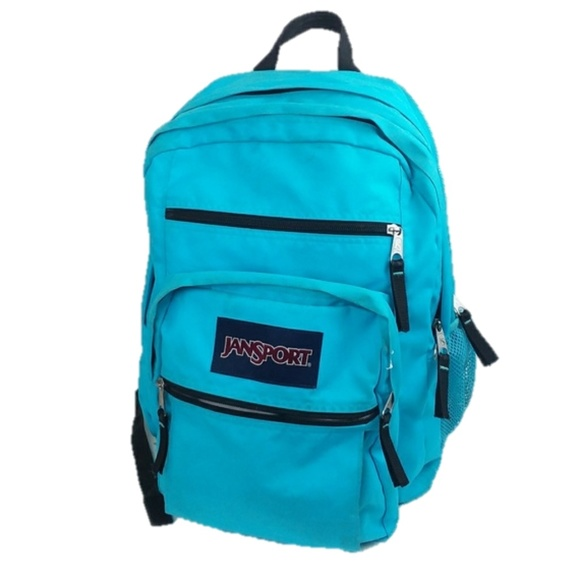 Jansport Blue Student Backpack School College